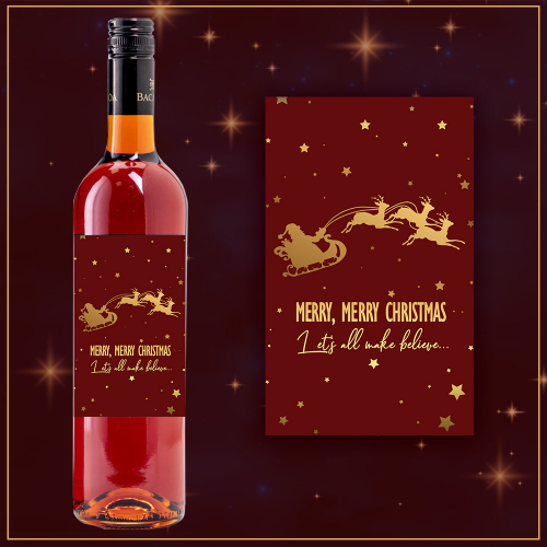MERRY, MERRY CHRISTMAS RED MOSCATEL DE SETUBAL