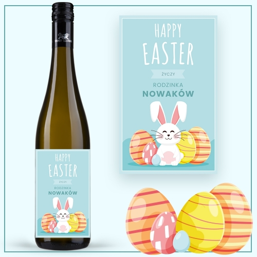 HAPPY EASTER WINO ERNST LUDWIG RIESLING