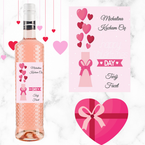 LOVE BALONY ALLURE MERLOT ROSE