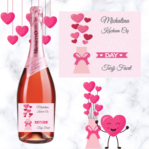 LOVE BALONY MIONETTO ROSE