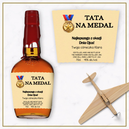 TATA NA MEDAL MAKER'S MARK