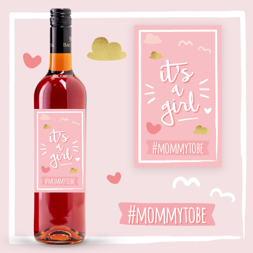 IT'S A GIRL WINO MOSCATEL DE SETUBAL