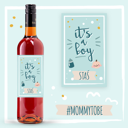 IT'S A BOY WINO MOSCATEL DE SETUBAL
