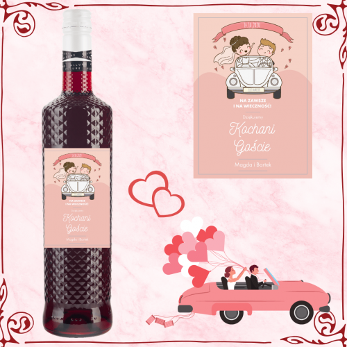JUST MARRIED ALLURE CABERNET SAUVIGNON