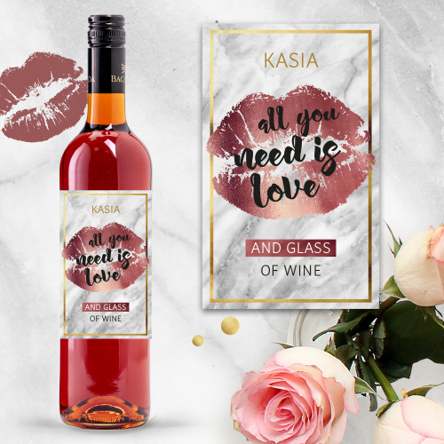 ALL YOU NEED IS LOVE WINO MOSCATEL DE SETUBAL