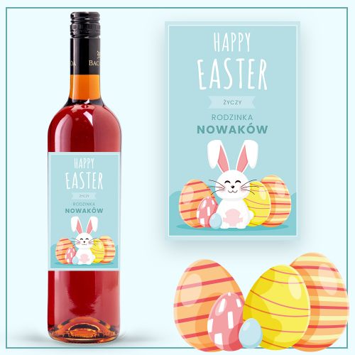 HAPPY EASTER WINO MOSCATEL DE SETUBAL