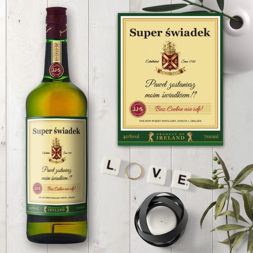 SUPER ŚWIADEK JAMESON IRISH