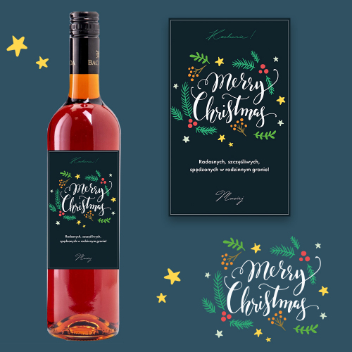 MERRY CHRISTMAS MOSCATEL DE SETUBAL