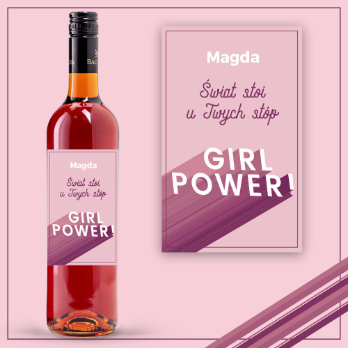 GIRL POWER WINO MOSCATEL DE SETUBAL