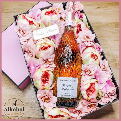 CALVET ROSE FLOWER BOX BY CALLA NA KAŹDĄ OKAZJĘ