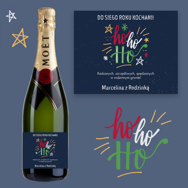 DO SIEGO ROKU! SZAMPAN MOËT & CHANDON BRUT IMPERIAL